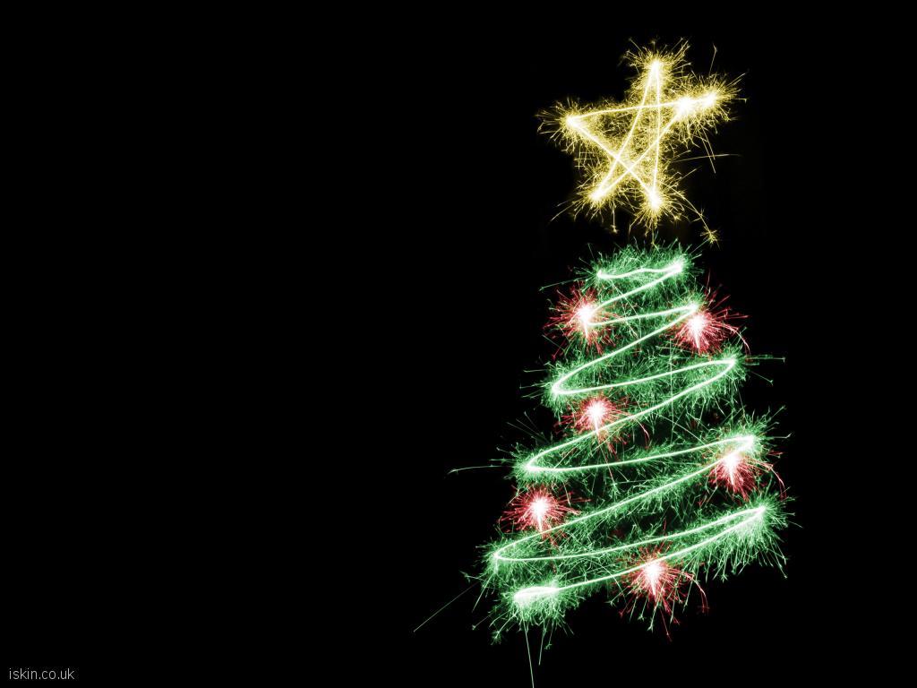 christmas tree desktop wallpaper 1280x1024 - photo #45