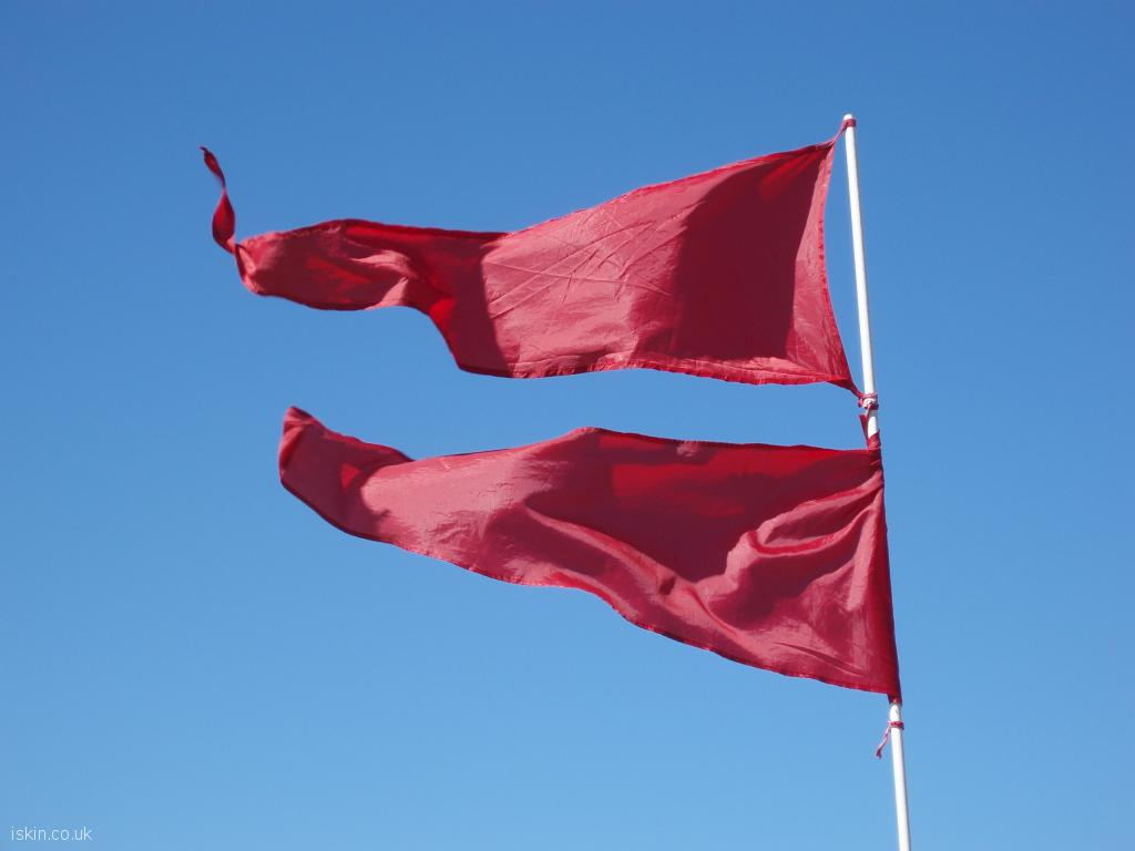 red flag days essay To the flag, of the united states of america, and to the republic for which it stands, one nation under god, indivisible, with liberty and justice for all.