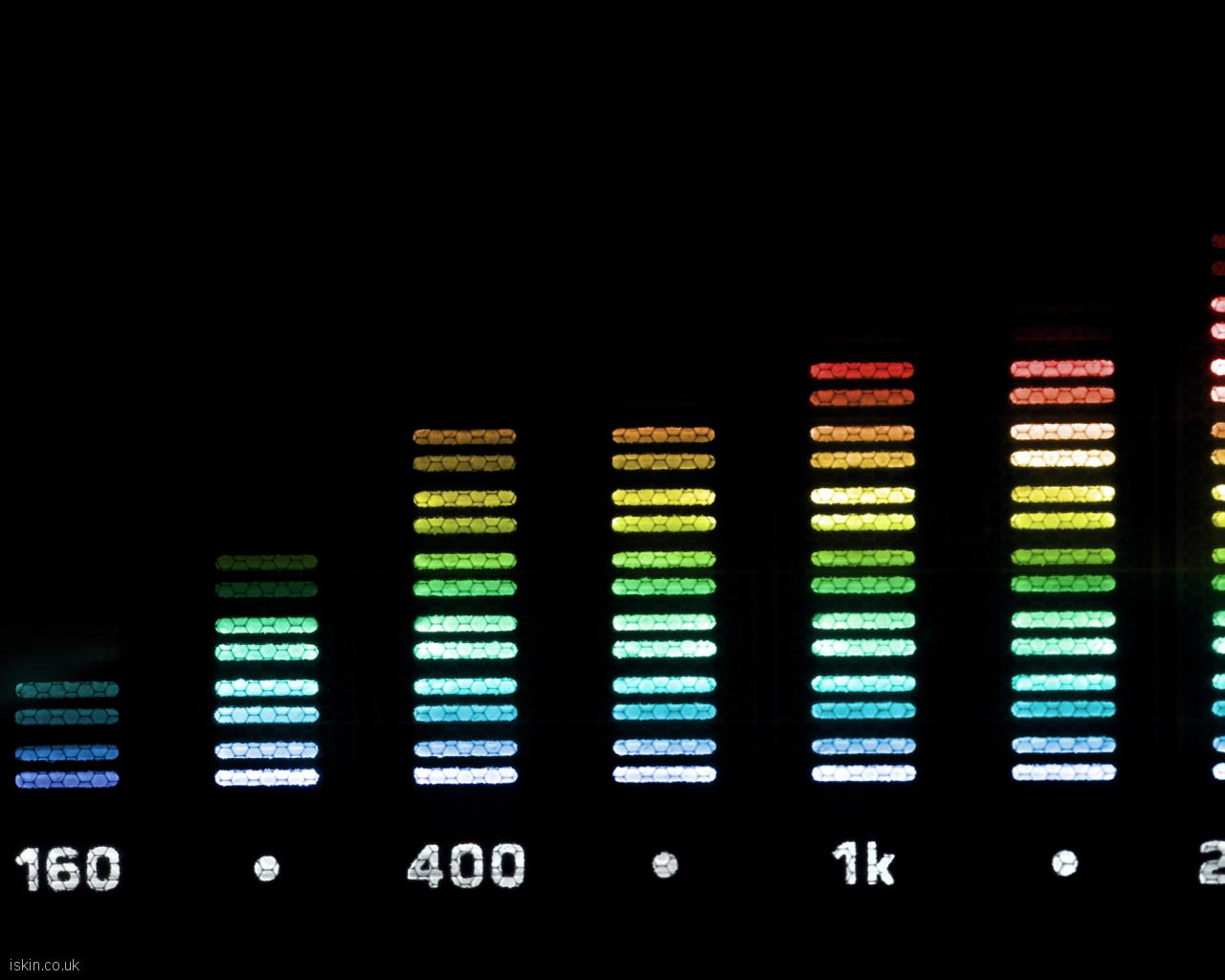 desktop image Audio Spectrum