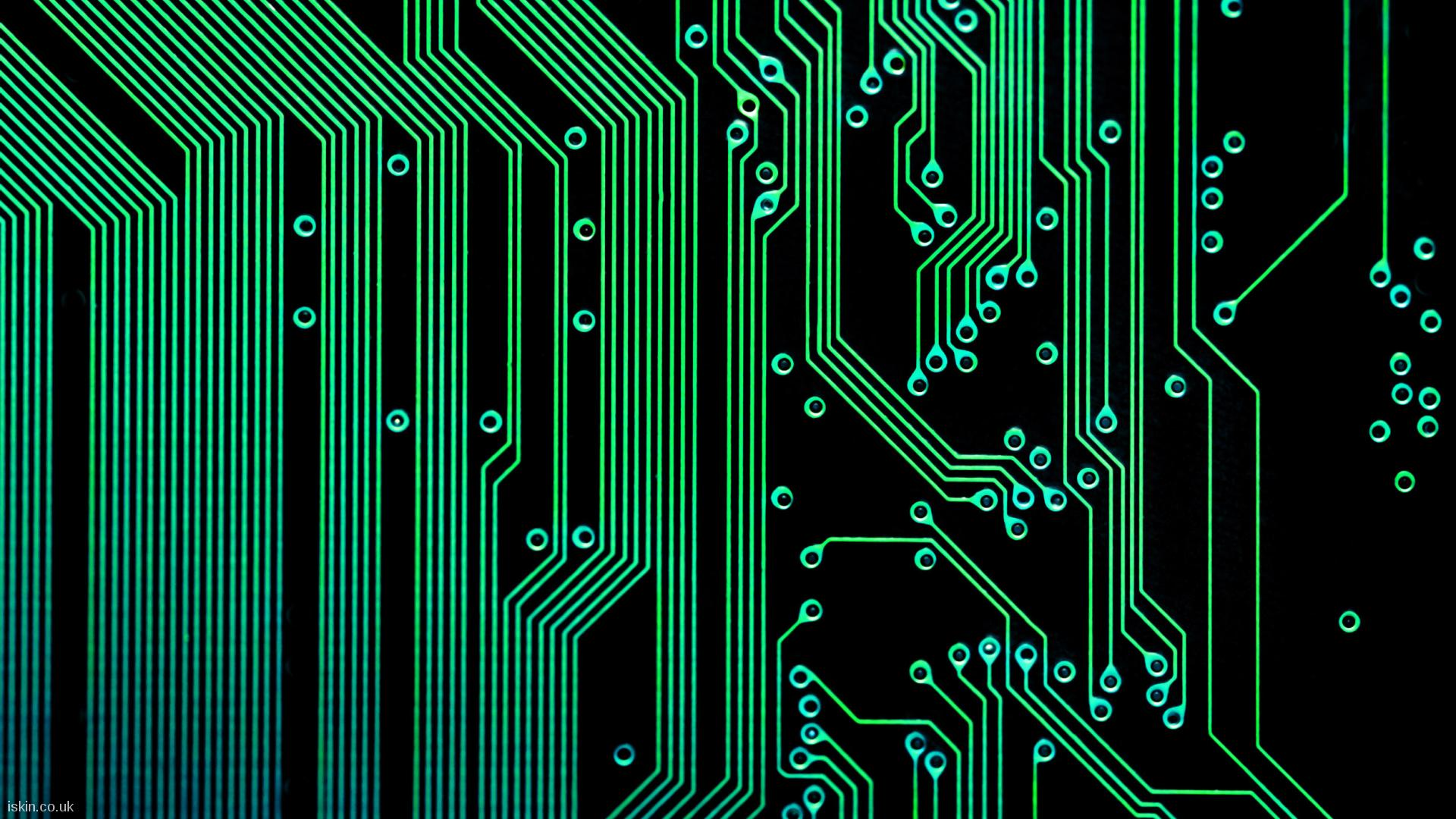 Electronic Circuits Desktop Wallpaper  Iskincouk