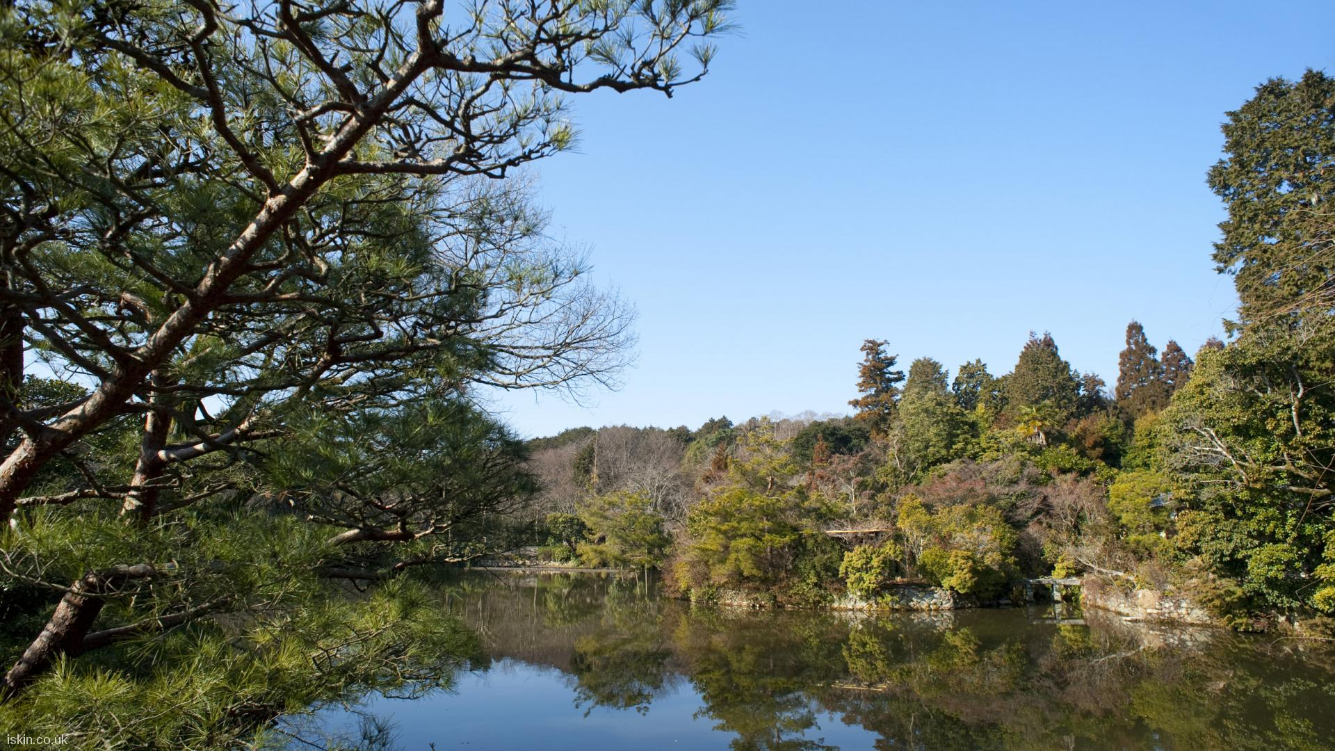 Image Gallery Of Japanese Garden Wallpaper