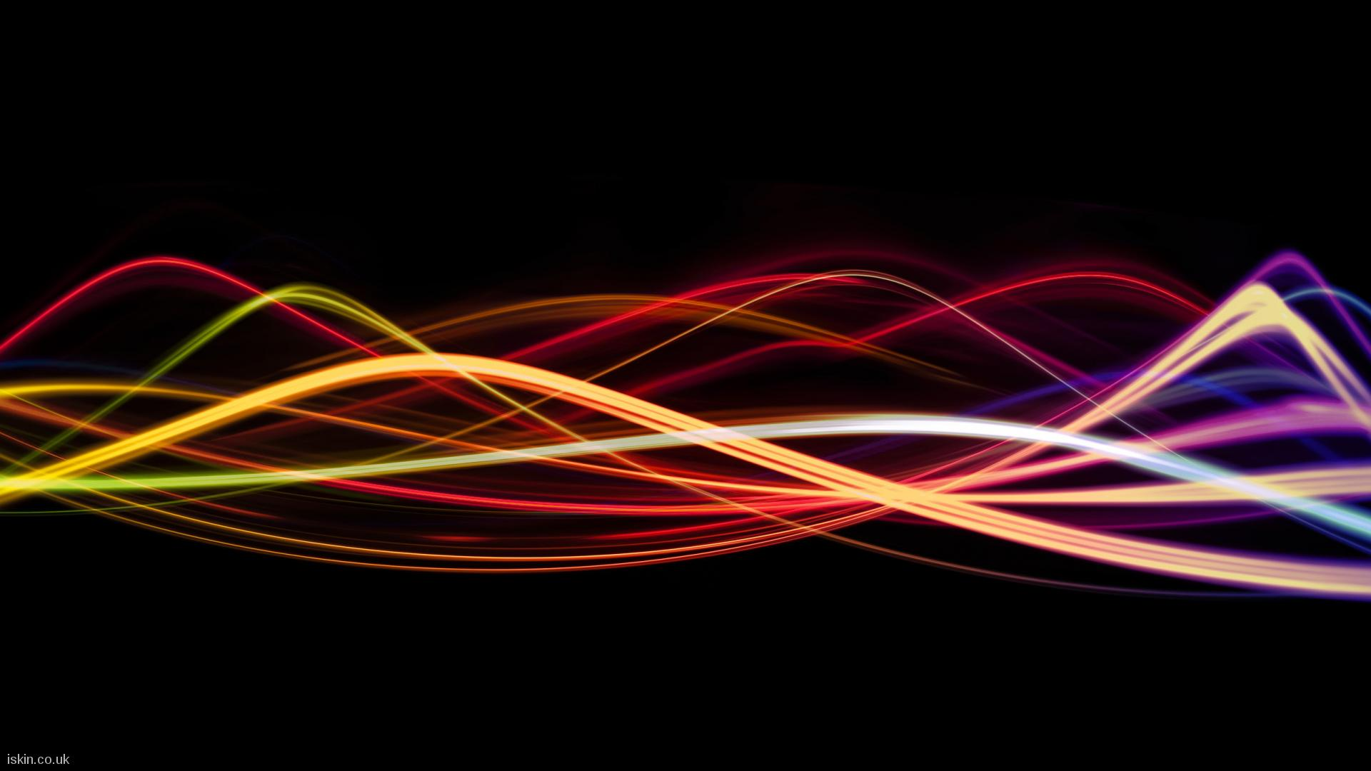 lightwaves lines of light desktop wallpaper iskin co uk