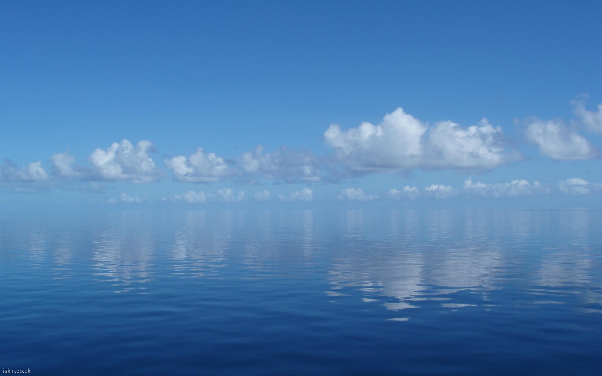 Calming Reflections Desktop Wallpaper