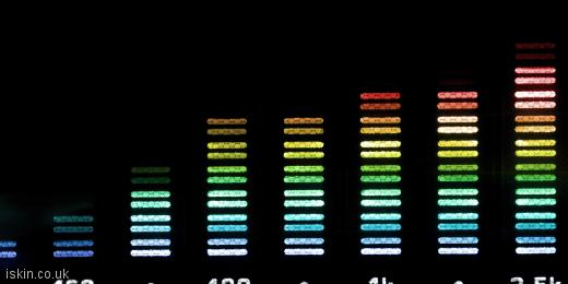 twitter header Audio Spectrum