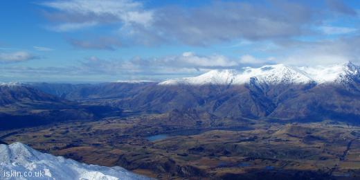 twitter header The Remarkables Snowline