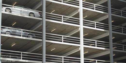 twitter header Multistory Parking