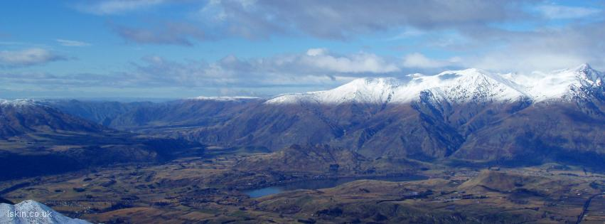 facebook header The Remarkables Snowline