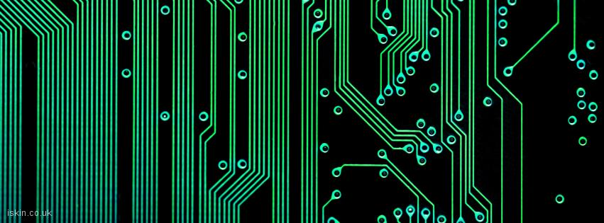 facebook header electronic circuits