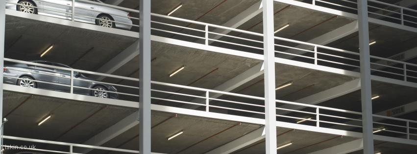 facebook header Multistory Parking