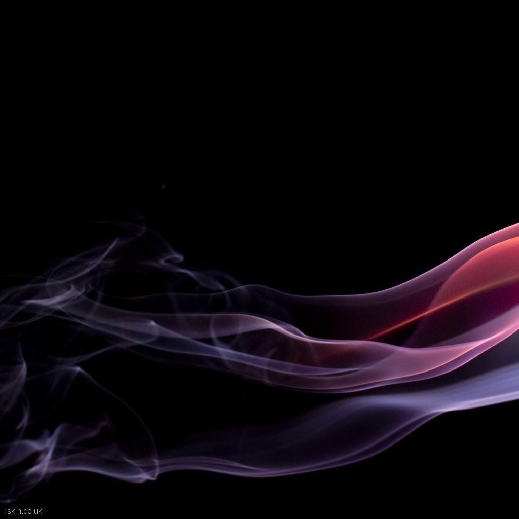 ipad wallpaper brightly colored smoke