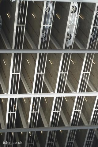 iphone landscape wallpaper Multistory Parking