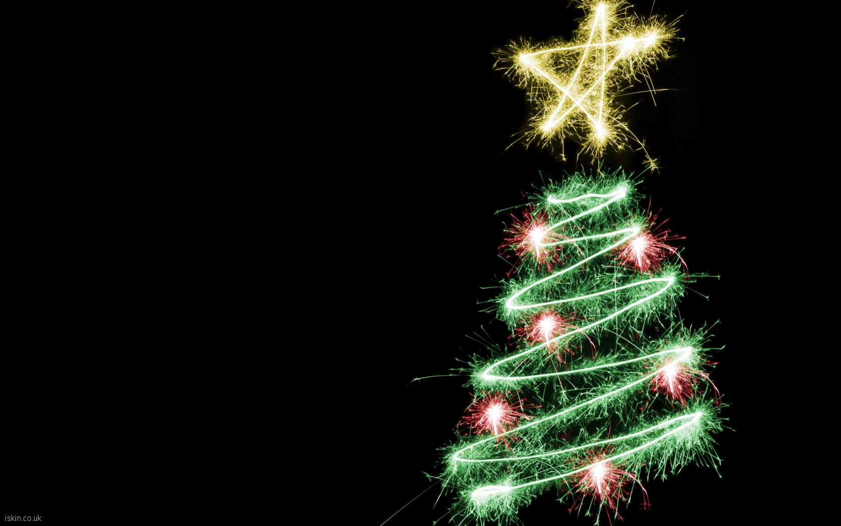 christmas tree wallpaper - Desktop Christmas Tree