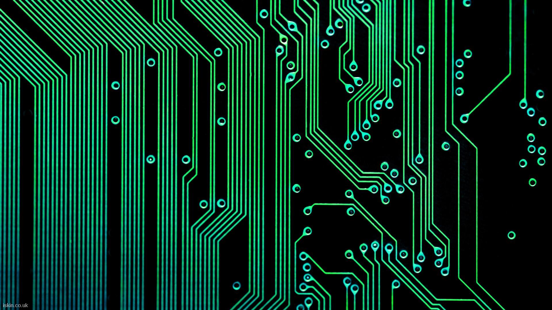 Electronic Circuits Desktop Wallpaper Iskin Co Uk