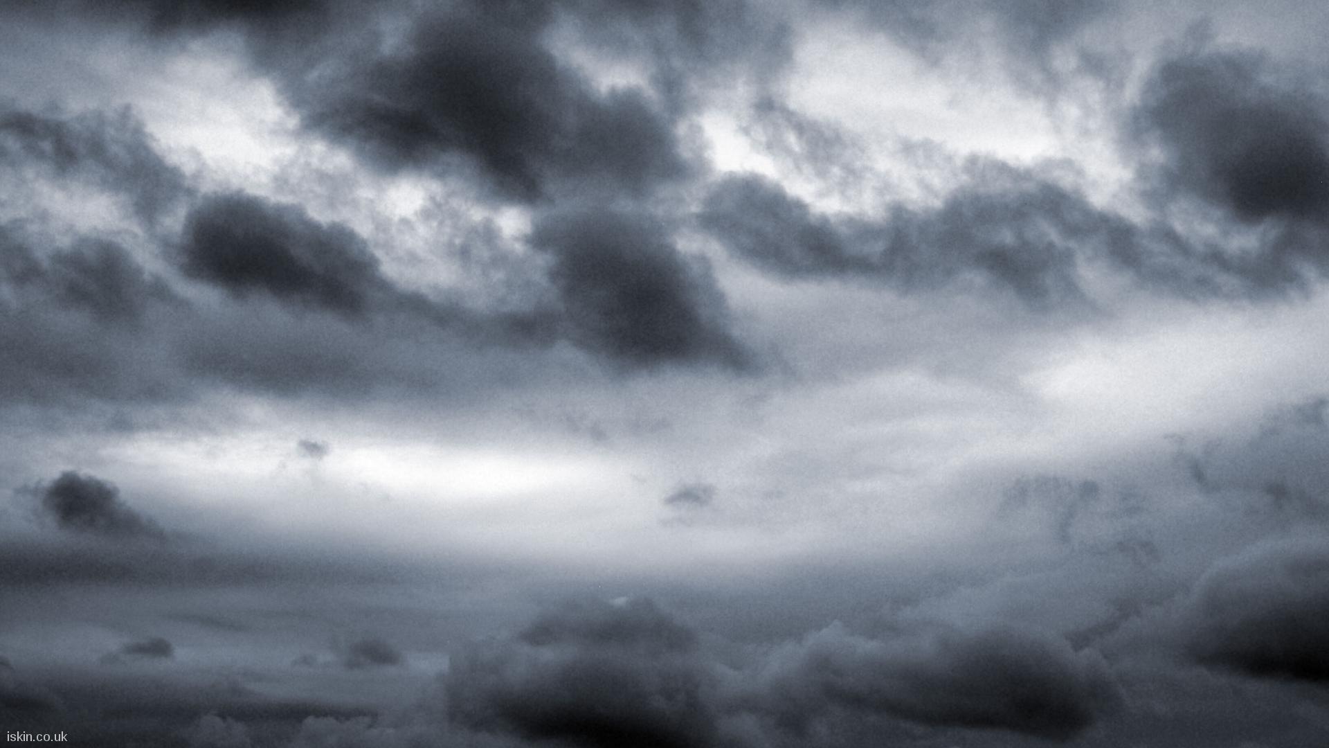 γκρίζος ουρανός