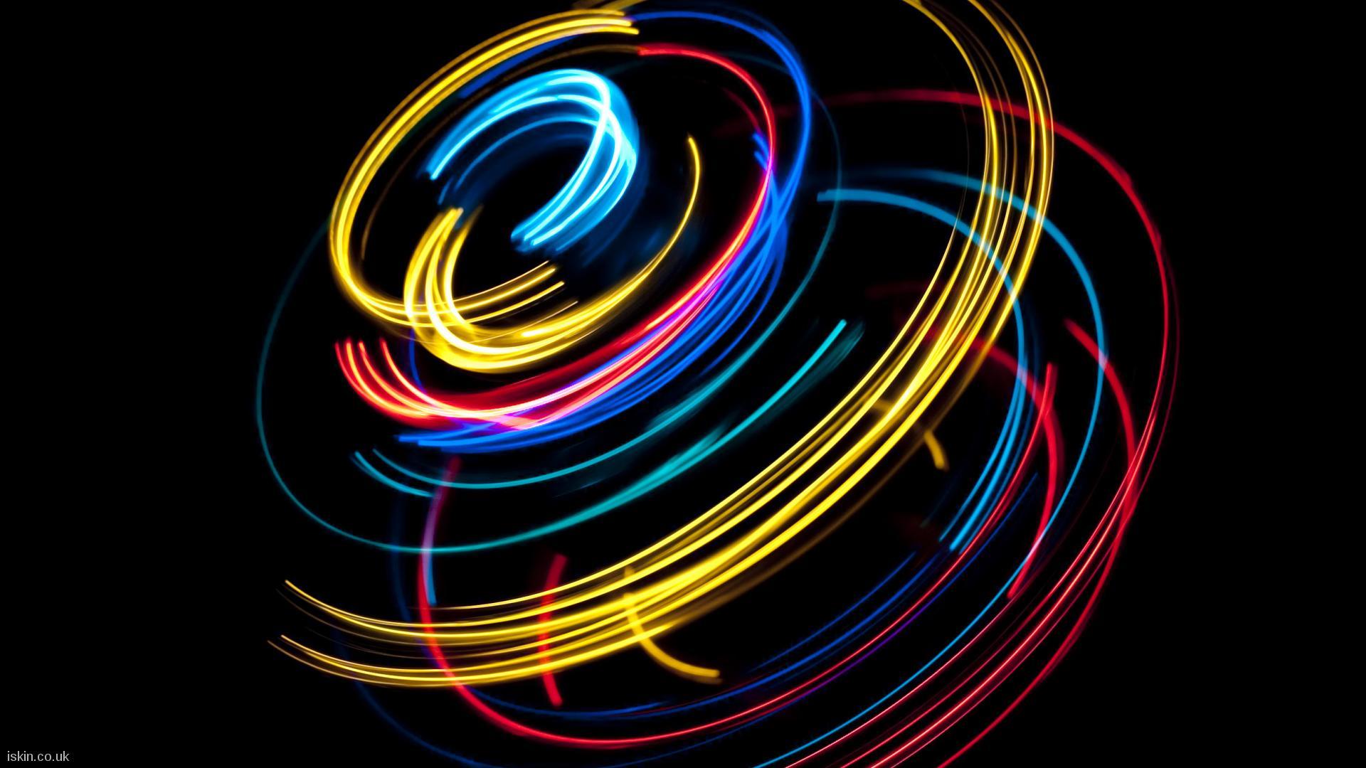light spin Desktop Wal...