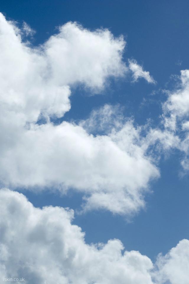 Cloudy Sky Desktop Wallpaper Iskin Co Uk